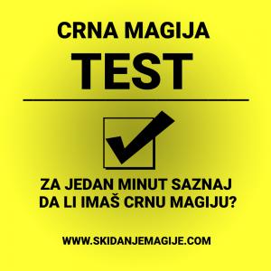 crna magija test