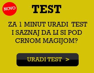 Test na crnu magiju