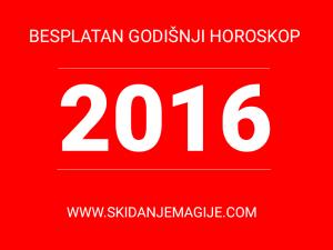godisnji horoskop 2016